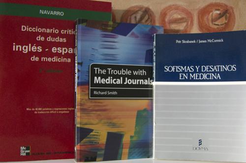 Mis libros médicos preferidos