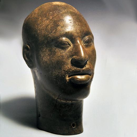 Cabezas yoruba