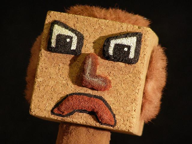 Verbalizar la ira